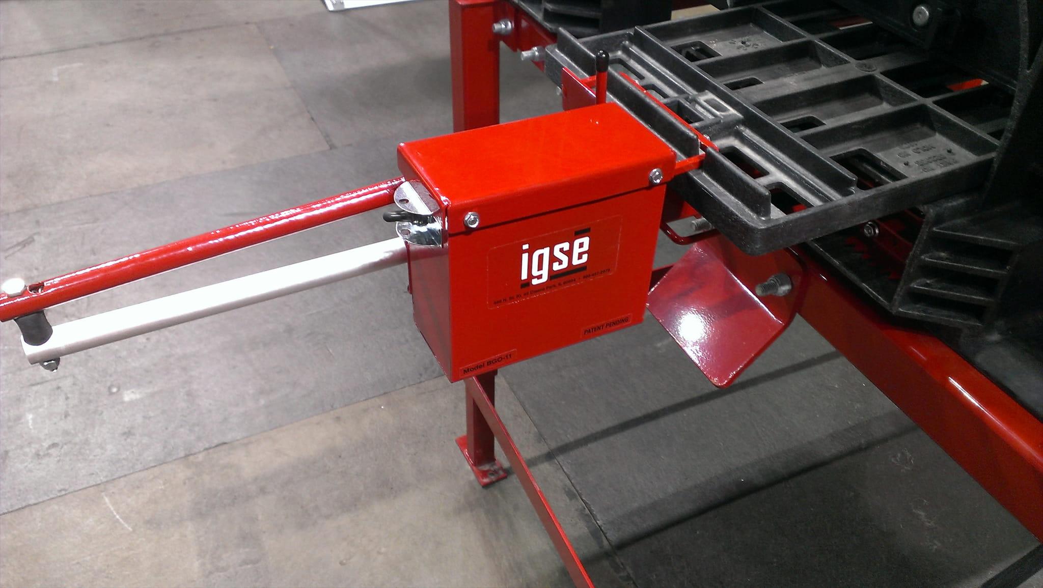 Igse Wireless Box Gate Opener Ksi Conveyors