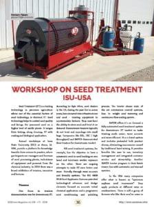 Revista SEEDnews_Ed_Setembro2018 ING_pág36_37   KSi Conveyors